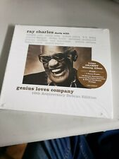 Ray Charles - Genius Loves Company 10th Anniversary Edition 2014 - CD + DVD i3a