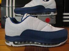 DS Nike Air Jordan Cmft Max Air 12 LTR Wht French Blue 8.5 434034 101 retro taxi