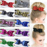 Cute Baby Girls Kids Hairband Bow Elastic Band Headband Flower Hair Accessories