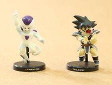 "Dragon Ball Z Deformation mini Figure 2PCS Authentic 2"" Bandai Japan C356"