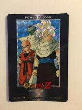Dragon Ball Z PP Card Prism 930