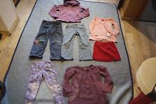 Bekleidungspaket Mädchen Herbst 110 116 122 Marken