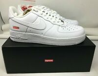 Supreme Air Force 1 Low White Size 8