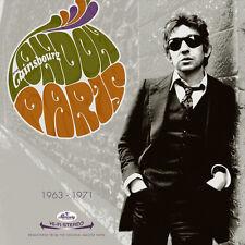 Gainsbourg London Paris 1963 - 1971 by Various Artists CD