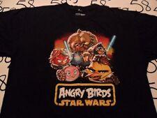 XL- Star Wars Angry Birds T- Shirt