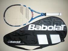 Babolat Pure Drive 100 GT tenis raqueta 4 1/8 (nuevas cuerdas)