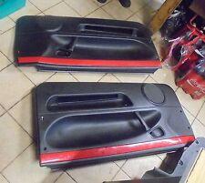 Fiat Coupe   Türverkleidung 4 X vorne und hinten