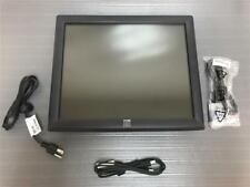 "Elo Touch 1715L 17"" LCD Monitor ET1715L-8CWA-1-G NO STAND, Power+VGA Included"