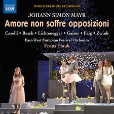 Mayr / Caselli / Gai - Johann Simon Mayr: Amore non soffre opposizioni [New CD]