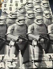 Star Wars Single Reversible Duvet Cover & Pillowcase Excellent Condition