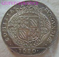 MED6226 - JETON LOUIS XIV ETATS DE BOURGOGNE 1680 PAIX DE NIMEGUE