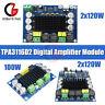 100W 2X120W WIFI Bluetooth 4.0 Audio Receiver TPA3116D2 Digital Amplifier Module
