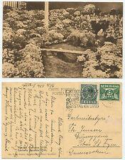 33643 - Gentsche Floralien 1938 - Ansichtskarte, gelaufen 22.4.1938
