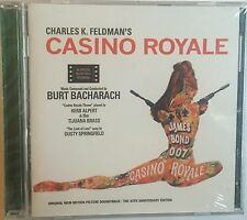 CASINO ROYALE / Burt Bacharach 2CD OST - QUARTET 45TH ANNIVERSARY