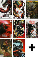 VENOM #1,2,3,4,5-17,18++ Variant, Incentive, Exclusive++ ~ Marvel Comics