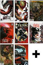 VENOM #1,2,3,4,5-17,18-24,25,26-31++ Variant, Incentive, Exclusive++ ~ Marvel