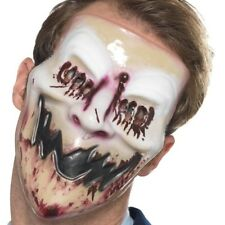 Déguisement Halloween Sang Sourire Masque Purge Type Visage Neuf par Smiffys