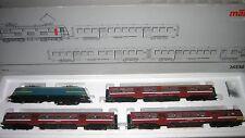Märklin H0 26530 Zugset E-Lok digital  Wendezug SNCB Originalverpackung wie neu