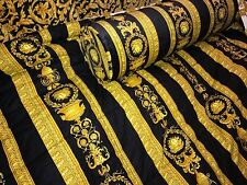 VERSACE MEDUSA NECKROLL BAROQUE PILLOW CUSHION SOFA BED ROOM 1 Only Retired SALE
