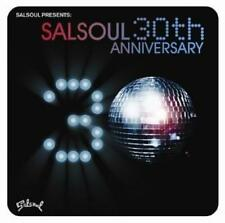 "SALSOUL 30TH "" VARIOUS "" 2 X CD SEALED 30 TRACKS SALSOUL RECORDS"
