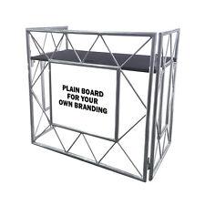 Equinox Truss Booth System EQLED150 Lightweight Stand Aluminium DJ Disco