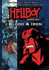 Hellboy Blood & Iron 0013138207784 With J. Grant Albrecht DVD Region 1