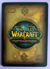 World of Warcraft TCG Drums of War Rare and Epic Card Selection (WoW)