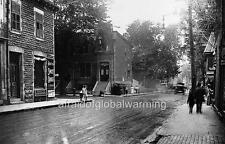 "Photo 1909 Montreal, Canada ""View - Prince Arthur Street"""