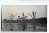 c1280 - Currie Line Cargo Ship - Lakeland , built 1925 - photograph by Duncan