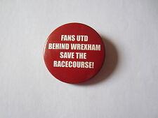 Wrexham Non-League Clubs Football Badges & Pins