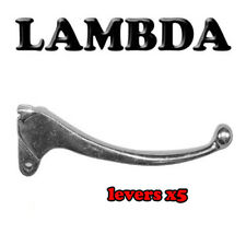 Brake Lever x5 for Honda CT110 Postie Bikes 1980 to 2013
