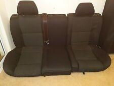 00-05 Volkswagen VW Golf GTI Recaro Rear Seat Set Seats MK4 - BLACK