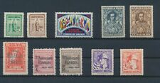 LM11472 Bolivia mixed thematics fine lot MNH