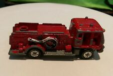 Vintage Tomica No 3 1975 Squirt S 1/110 Fire Engine Fire truck toy car Emergency