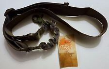 Lost Woods One Point Tactical Nylon Sling OD Green Fully Adjustable Durable Hook