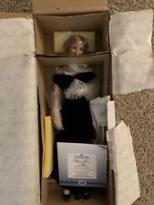 Diana Princess of Wales Ashton Drake Ltd edition doll #96001