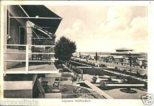 ud 028 - 1940 -Lignano Sabbiadoro (Udine) Spiaggia Viagg. Ediz. Paolini Latisana