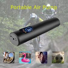 Portable Wireless Air Pump Car Tire Compressor Auto Tyre Mini 150 PSI Handheld