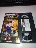 (VHS) Manga KEN IL GUERRIERO - la leggenda di nanto (Hokuto no Ken)