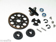 NEW XRA300024 XRAY T4 2018 SPEC 1/10 ONROAD CAR 84T SPUR GEAR AXLE SET
