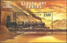 Indonesia 1998 Trains/Steam/Rail/Railways/Locomotives/Transport 1v m/s (n46158)