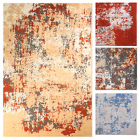 Distressed Vintage Faded - Abstract Area Rug - 502