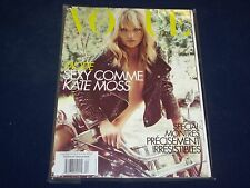 2008 APRIL VOGUE PARIS MAGAZINE - KATE MOSS - FRENCH FASHION - O 5413