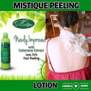 Mistique Peeling Lotion 250ml Authentic🇵🇭🇬🇧
