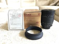 Sigma 28-200mm f/3.8-5.6 AF Lens for Nikon. BRAND NEW IN BOX. NOS!!!!