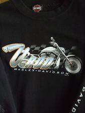 Harley Davidson V-Rod Sweatshirt Black XL