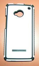 Body Glove Tactic Case for HTC One M7, AT&T, Sprint, & T-Mobile, White/Gray