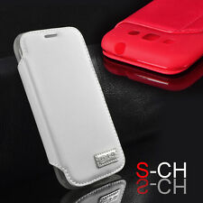 S-CH Wallet Leather Case Cover Pouch For Samsung GT-i8552 Galaxy Win Duos case