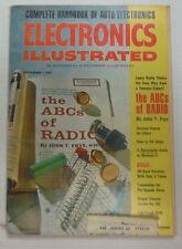 Electronics Illustrated Magazine The Abcs Of Radio September 1965 043015R2