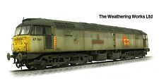 Boxed ViTrains Railfreight Distribution Class 47 361 *WEATHERED LOOK* DCC Ready